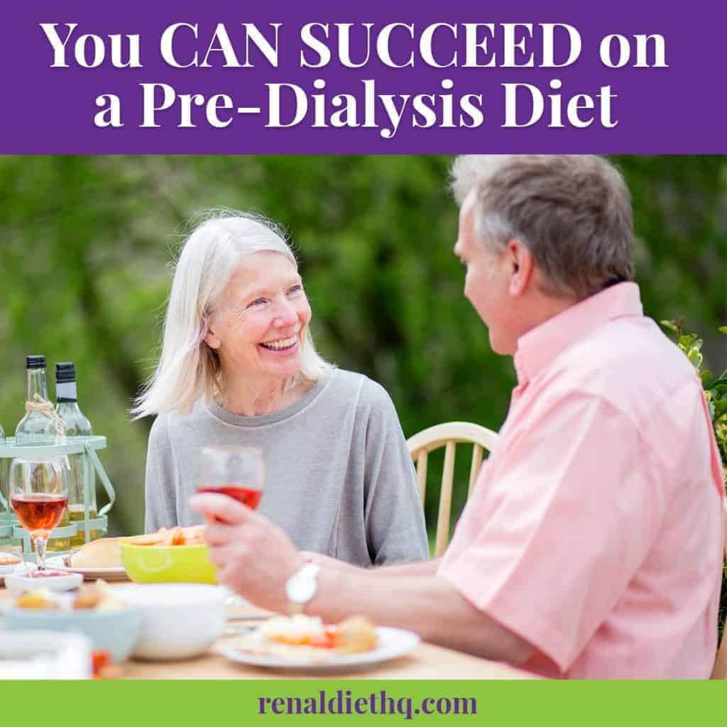pre-dialysis diet