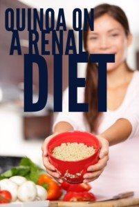 quinoa on a renal diet