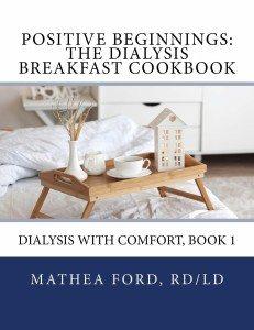 Dialysis Breakfast Cookbook