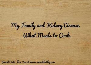 kidney disease has changed