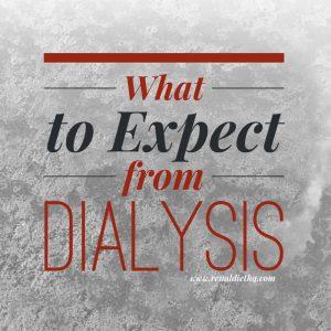 Dialysis information