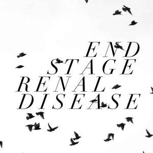 end stage renal disease 2